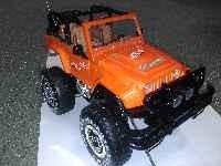 MYX301 (C720) Радиоуправляемый джип MYX RC Jeep 1:10 - MYX301 (С720)