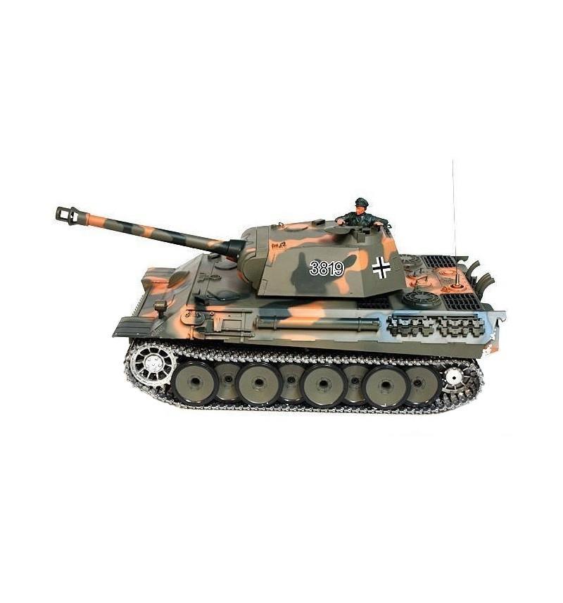3819-1 PRO Радиоуправляемый танк Heng Long Panther 1:16 (3819-1 PRO)