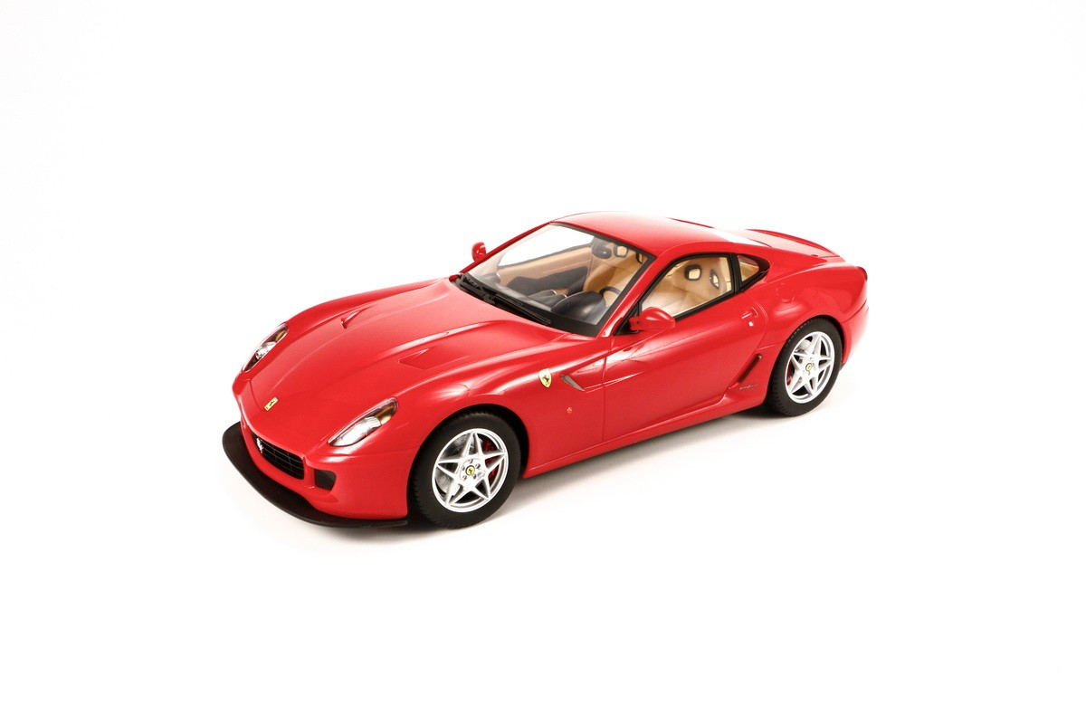 8207 Машина MJX Ferrari 599 GTB Fiorano 1:10 - 8207