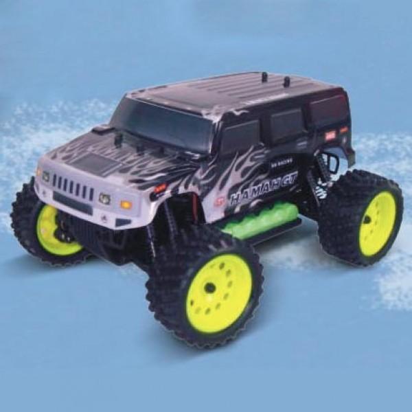 Внедорожник HSP Electric Off-Road HAMMAH ET 4WD 1:16 - 94189 Waterproof - 2.4G