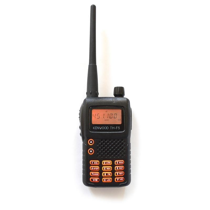 Портативная рация Kenwood TH-F5 Turbo 8 Ватт UHF (400-470 МГц)