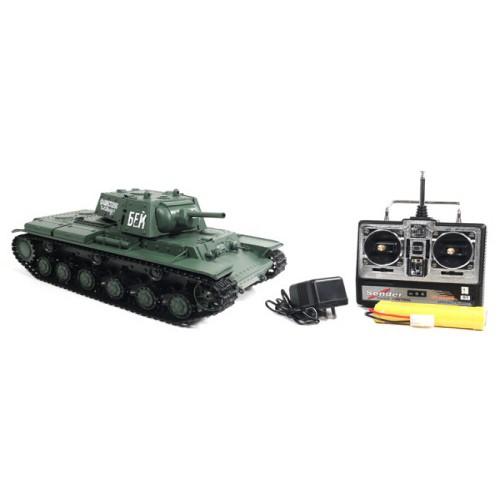 Радиоуправляемый танк Heng Long KV-1 1:16 (3878)