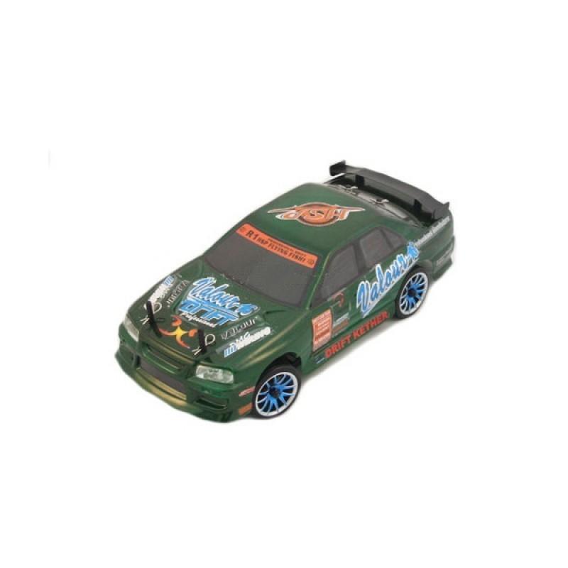 94163T3-16331G Радиоуправляемый автомобиль для дрифта HSP Flying Fish 2 - 1:16 4WD - 94163T3-16331G Waterproof - 2.4G