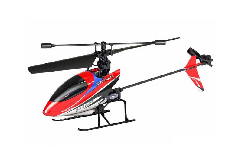 NE30226024215 Радиоуправляемый вертолет Nine Eagles Solo Pro V1 260A (RED) 2.4 GHz RTF - NE30226024215