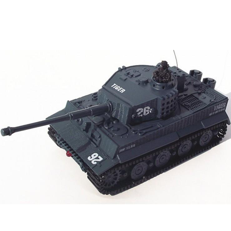 2117 Радиоуправляемый танк Great Wall Tiger 1:72 (2117)