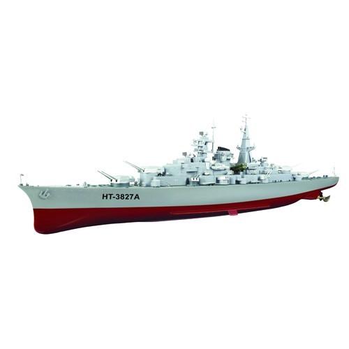 3827 Радиоуправляемый русский эсминец Heng Tai Speed Battle Ship 1:360 3827