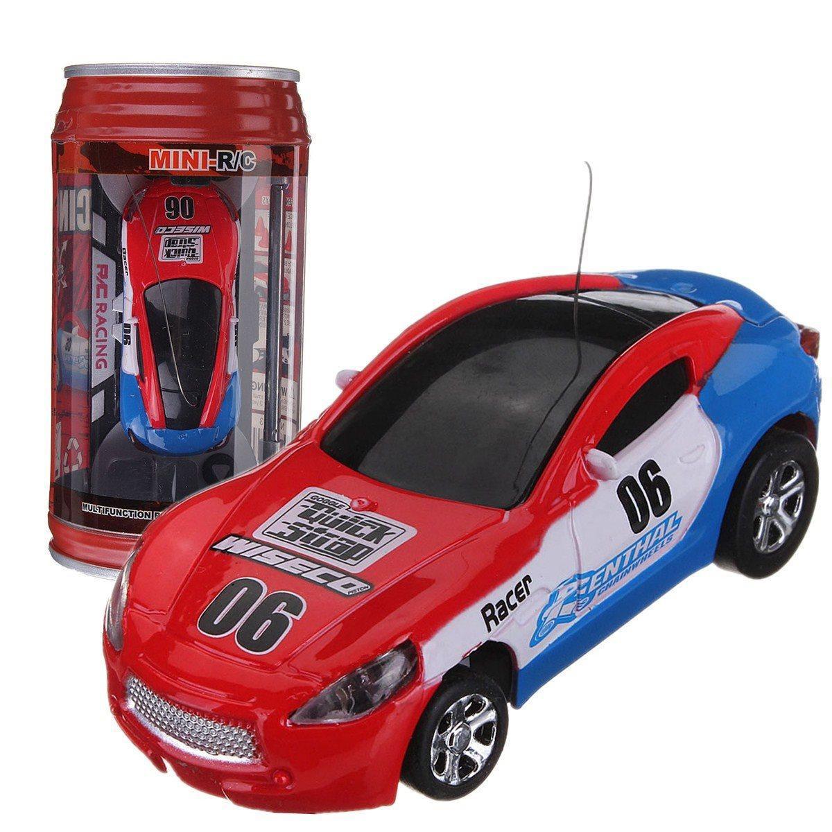 Радиоуправляемая микромашина в банке WL Toys - 9803