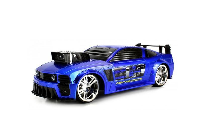 75599 Радиоуправляемый боевой автомобиль HE TAI TOYS Ford Mustang - 75599