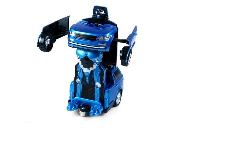 TT651A Радиоуправляемый робот-трансформер Jia Qi - TT651A