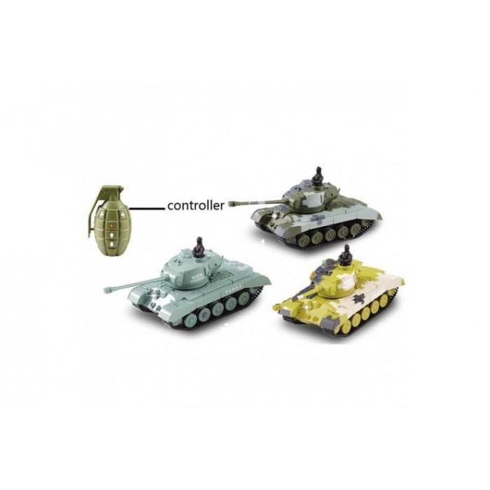 2232 Радиоуправляемый микро танк 1:77 Meixin - 2232