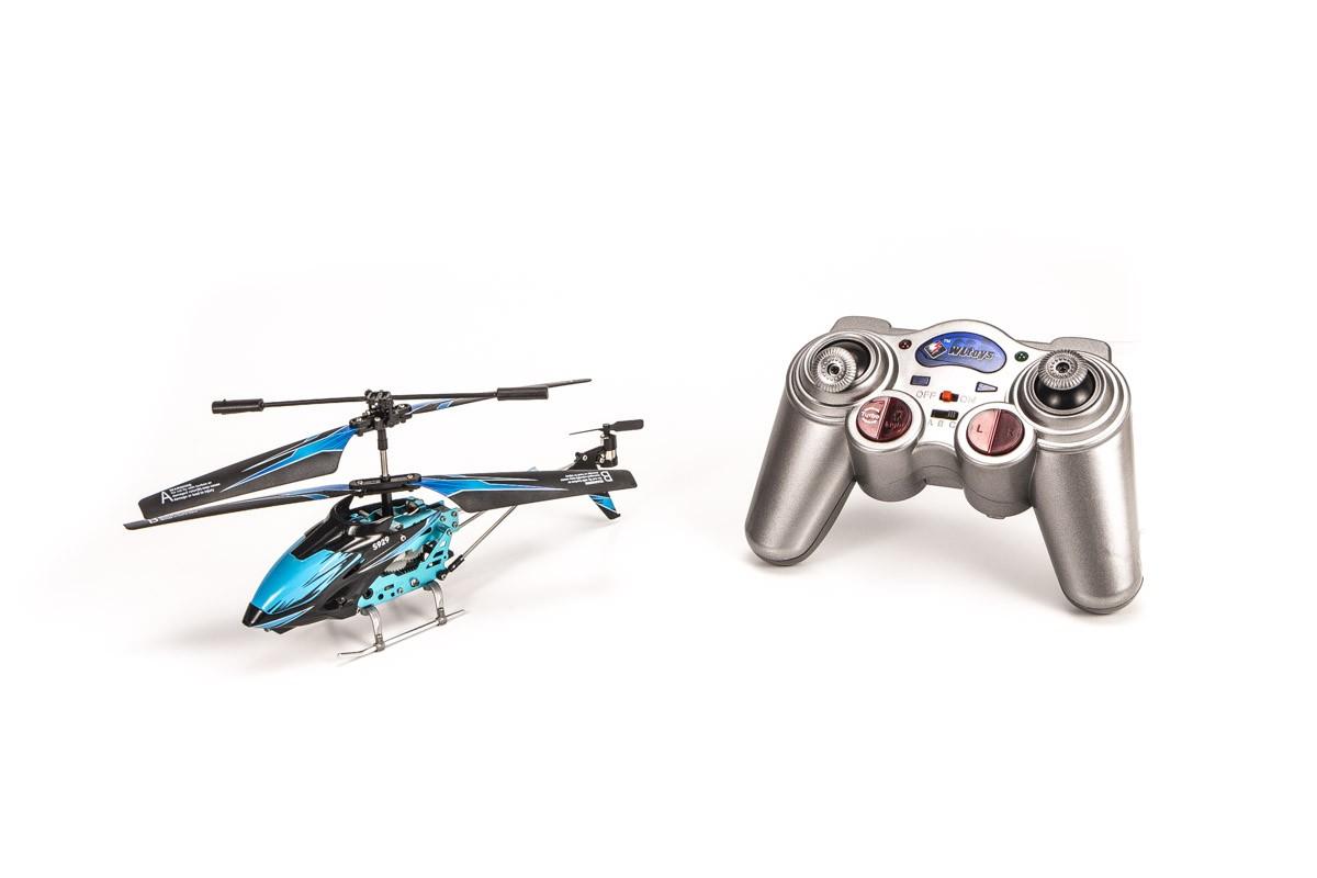 s929 Радиоуправляемая вертолёт соосной схемы WL Toys S929 - S929