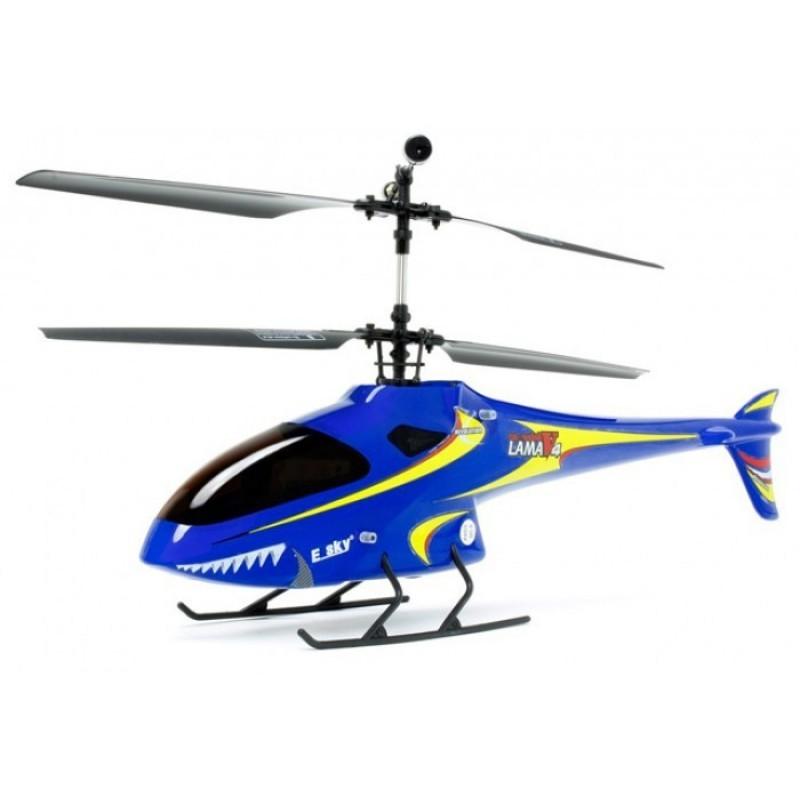 ESKY-003908 Радиоуправляемый вертолет E-sky 3D Lama V4 - 2.4G (003908)