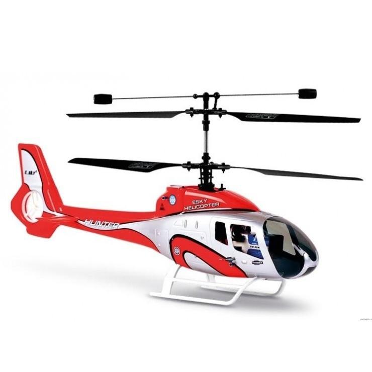 Радиоуправляемый вертолет E-sky EC-130 Hunter (003904)