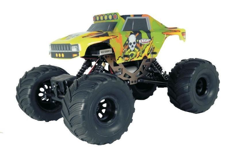 94681 Краулер HSP Rock Crawler 4WD 1:16 Dominator - 94681 - 2.4G