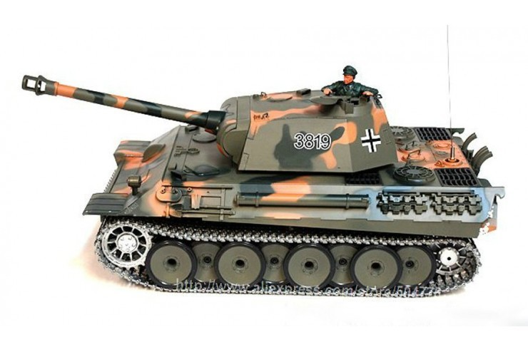 3819-1 Радиоуправляемый танк Heng Long Panther 1:16 (3819-1)