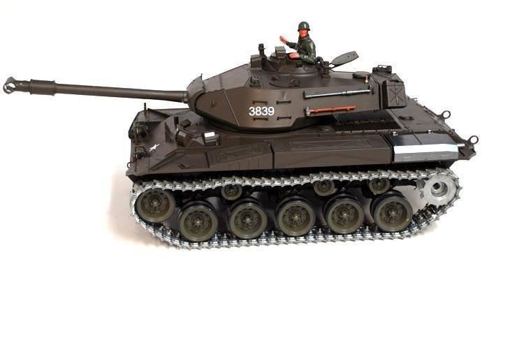 3839-1 Радиоуправляемый танк Heng Long Bulldog 1:16 (3839-1)