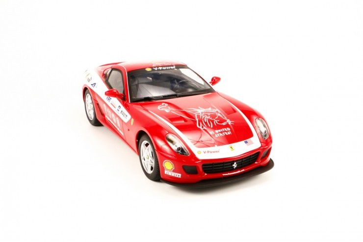 Машина MJX Ferrari 599 GTB Fiorano 1:20 - A - 8107A