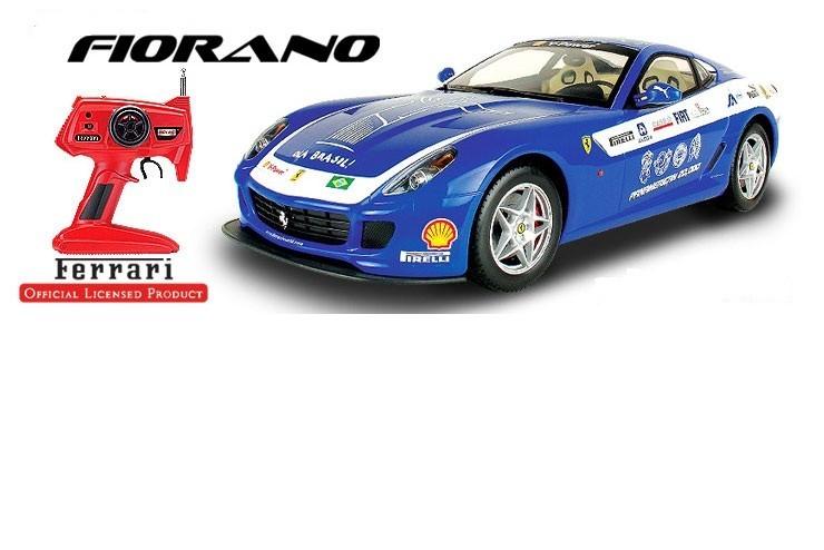 Машина MJX Ferrari 599 GTB Fiorano Panamerican 1:20 - B - 8107B