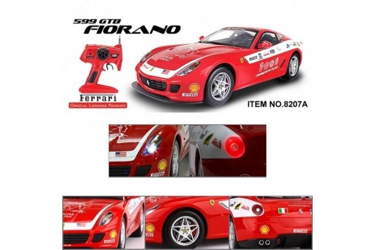 8207A Машина MJX Ferrari 599 GTB Fiorano 1:10 - A - 8207A