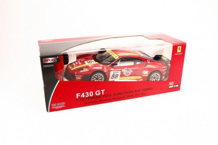 Машина MJX Ferrari F430 GT #58 1:10 - 8208B