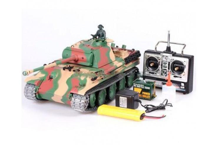 3879-1 Радиоуправляемый танк Heng Long Panther G 1:16 (3879-1)