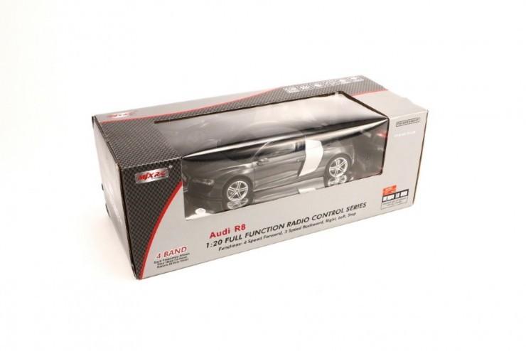 8125B Машина MJX Audi R8 1:20 - 8125B