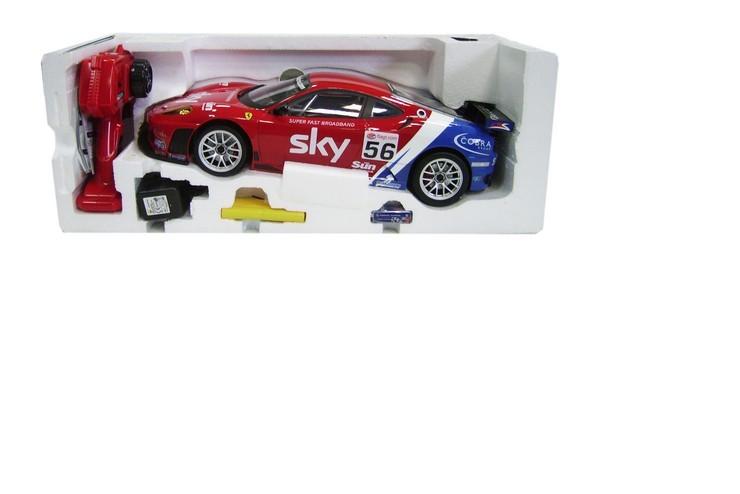 Машина MJX Ferrari F430 GT #56 1:10 - 8208A