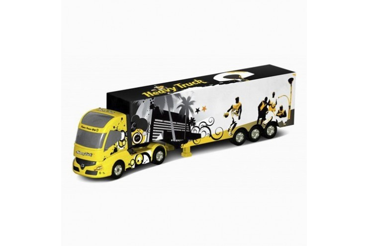 QY0201B Радиоуправляемый грузовик Rui Chuang - QY0201B