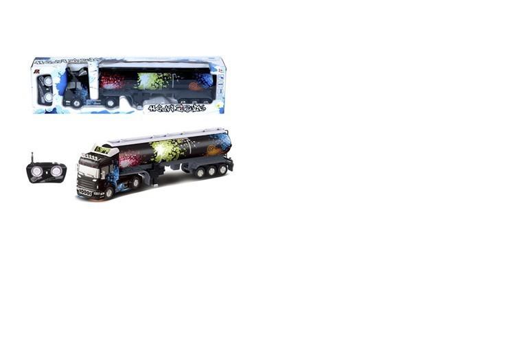 QY0202C Радиоуправляемый грузовик Rui Chuang - QY0202C