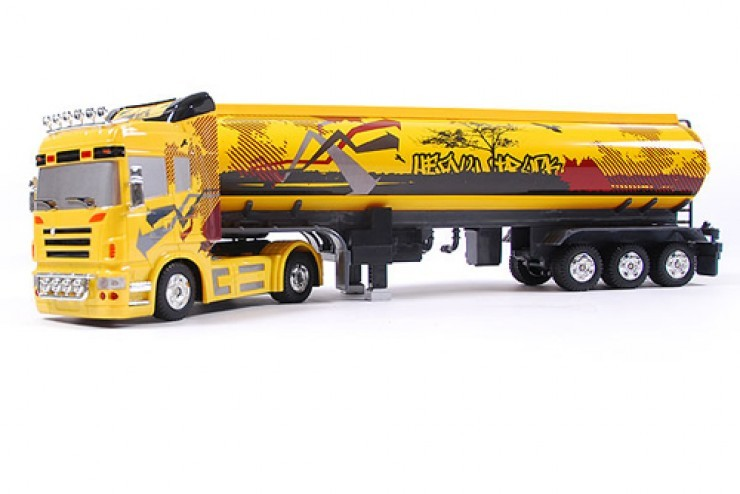 QY0202D Радиоуправляемый грузовик Rui Chuang - QY0202D
