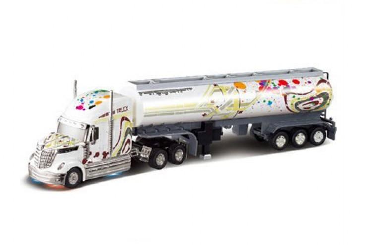 QY0203C Радиоуправляемый грузовик Rui Chuang - QY0203C