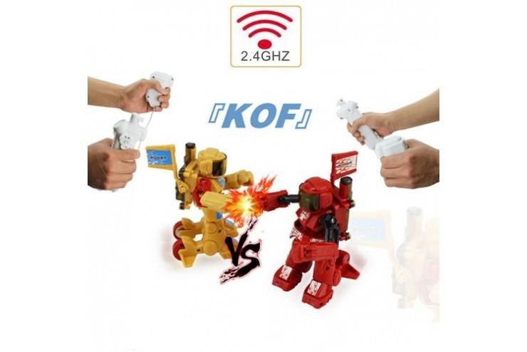 Радиоуправляемый робот для бокса Wineya Fighting Robot 2.4G - FY8088D