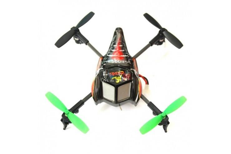 V202 Радиоуправляемый квадрокоптер WL Toys V202 Scorpion 2.4G - V202