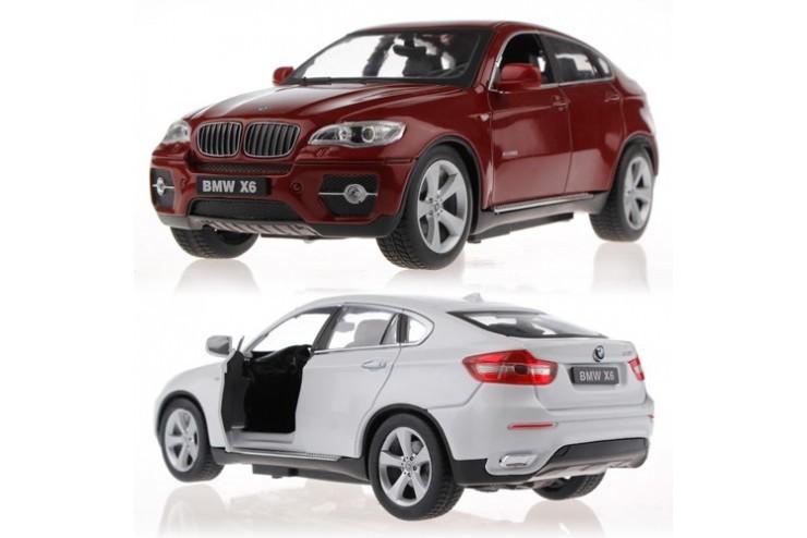 25019A Радиоуправляемая машина MZ BMW X6 1:24 - 25019A