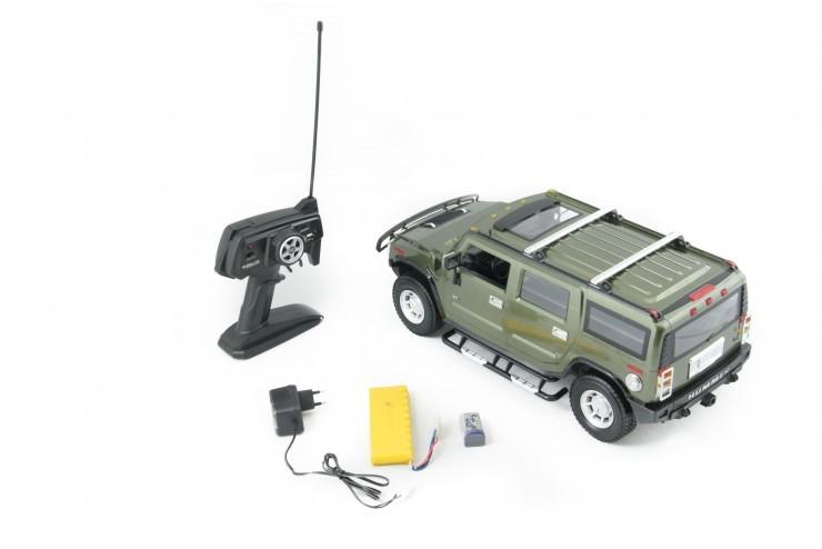 2056A Радиоуправляемая машина MZ Hummer H2 1:10 - 2056A