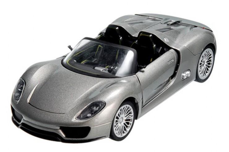 25045A Радиоуправляемая машина MZ Porsche 918 1:24 - 25045A