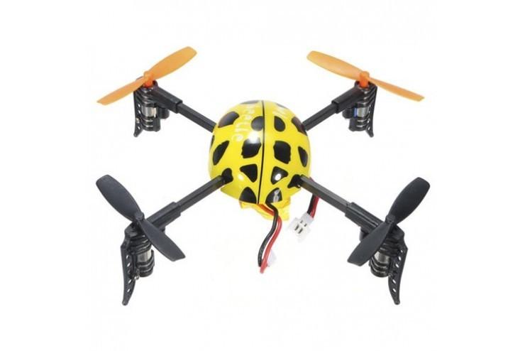 Радиоуправляемый квадрокоптер Beetle 2.4G - WL Toys V939