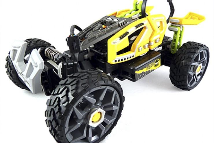2012A-2 Радиоуправляемый конструктор SDL Racers Dirt Crusher 1:10 2.4G - 2012A-2