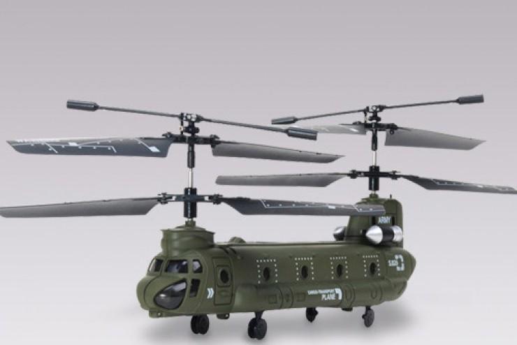 S026G Радиоуправляемый вертолет Syma Chinook S026G