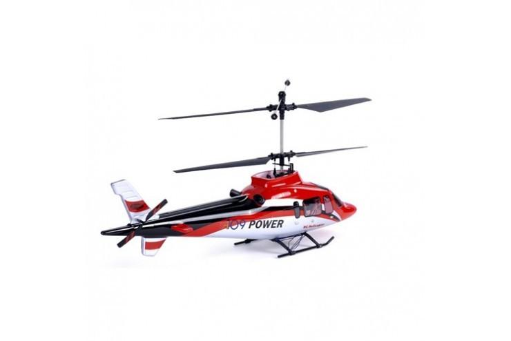 Радиоуправляемый вертолет Dynam Vortex 370 RTF 2.4G - DY8908VII