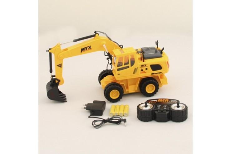 Радиоуправляемый экскаватор MYX 905-2A