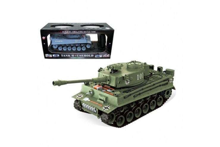4101-2 Радиоуправляемый танк HouseHold CS German Tiger (4101-2)
