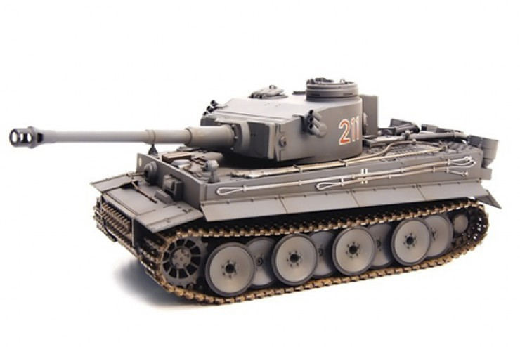 A03102970 Радиоуправляемый танк VsTank Tiger I Airsoft Grey 2.4G - A03102970