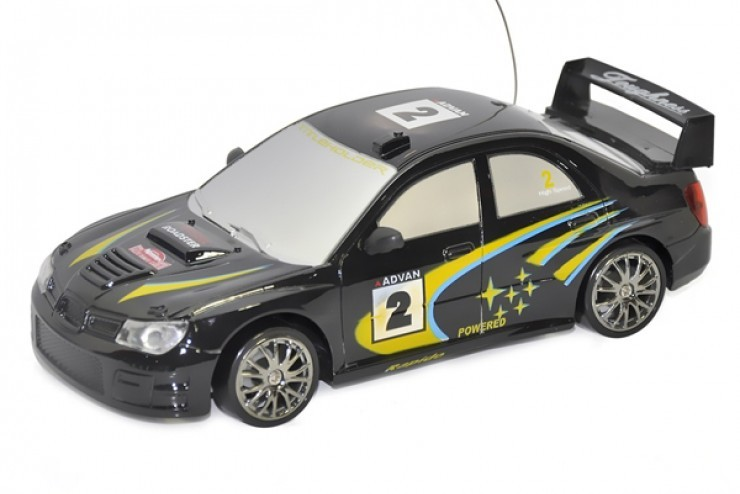 Радиоуправляемая машинка для дрифта HuangBo Toys Subaru Impreza 1:24 -666-280