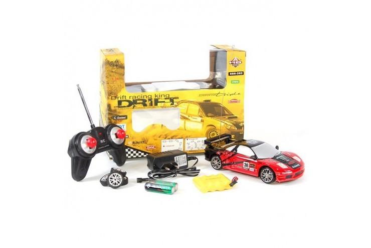 Радиоуправляемая машинка для дрифта HuangBo Toys Acura NSX 1:24 - 666-282