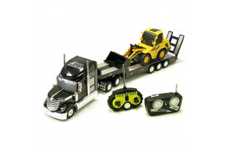 QY0233A Радиоуправляемый грузовик и трактор Rui Chuang - QY0233A