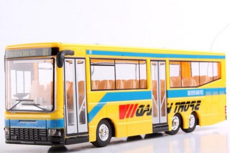 2014A1-4 Радиоуправляемый автобус City Bus 1:76 - 2014A1-4