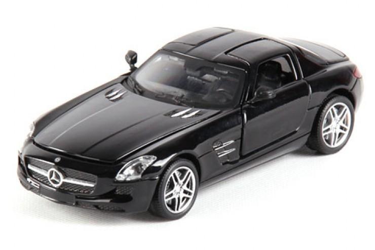 25046A Радиоуправляемая машина MZ Mercedes-Benz SLS AMG 1:24 - 25046A