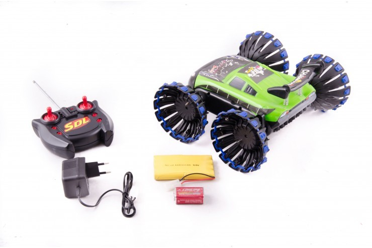 2011A-15 Радиоуправляемый перевертыш-внедорожник SDL Champion Car - 2011A-15
