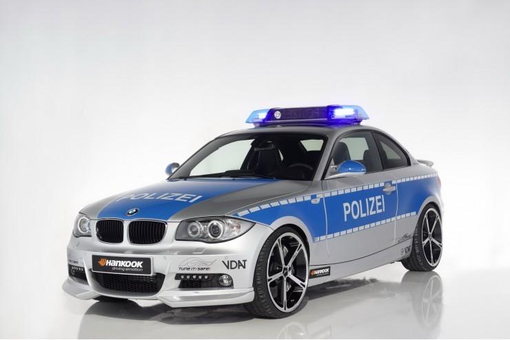 Радиоуправляемый полицейский джип Lixiang Toys BMW X6 - 866-1401PB